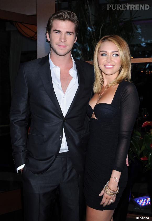 Miley Cyrus et Liam Hemsworth, une demande en chanson.