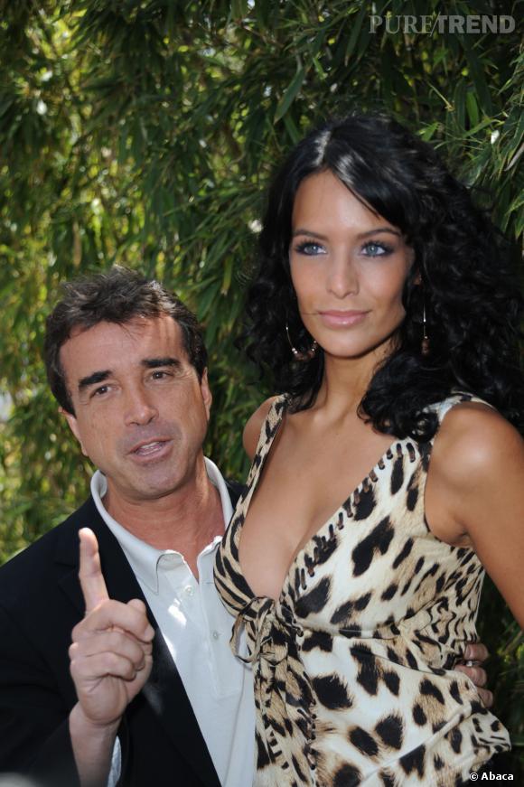 Jade Foret et Arnaud Lagardère attendent leur deuxième enfant.