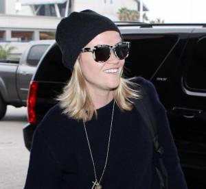 Reese Witherspoon, le style et l'automne sont la... A shopper !