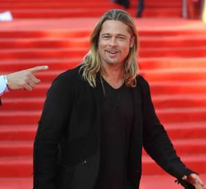 Brad Pitt sent mauvais, ses enfants l'appellent Papa Puant