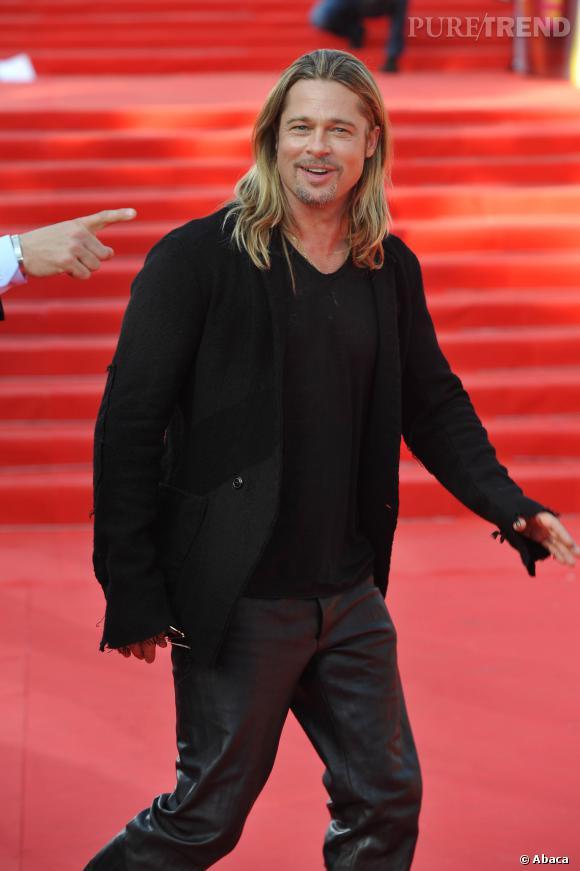 Une odeur fétide sur le red carpet ? Mais bien sûr, c'est Brad Pitt !