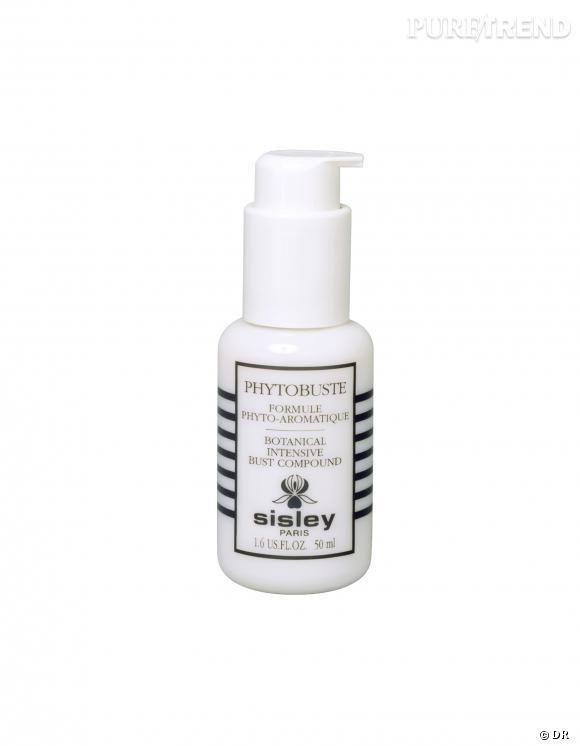 Phytobuste de Sisley permet de prévenir le relâchement cutané au niveau du buste, le décolleté gagne en tonicité et fermeté. Phytobuste de Sisley. 135,00 €