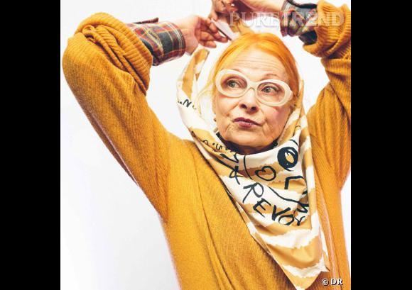 Vivienne Westwood s'associe à Lush pour lutter contre le gâchis.