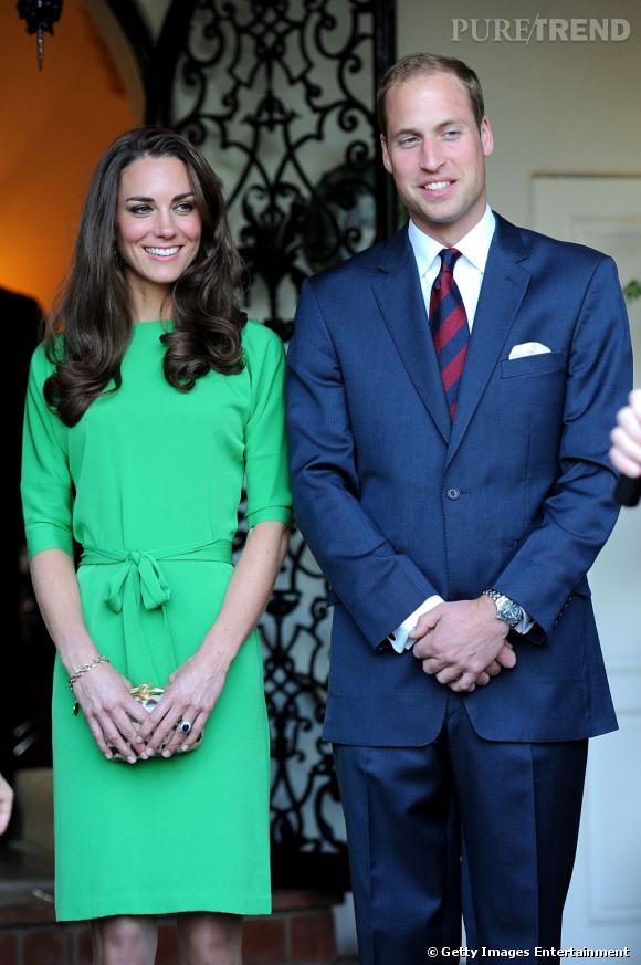 Kate Middleton et Prince William accueilleront des SDF le 26 novembre 2013 à Kensington Palace.