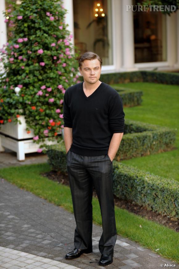 Leonardo DiCaprio fête ses 39 ans.