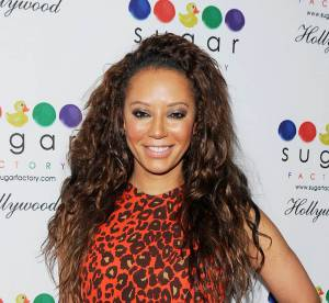 Mel B, tigresse flashy et defraichie... Le flop mode