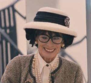 Geraldine Chaplin dans la peau de Coco Chanel.