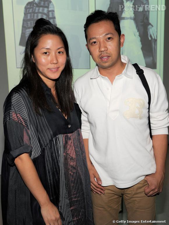 Humberto Leon et Carol Lim, ceux qui se cachent derrière Kenzo aussi.