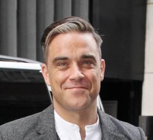 Robbie Williams a une droit à une drôle de surprise sur le plateau du Grand Journal.