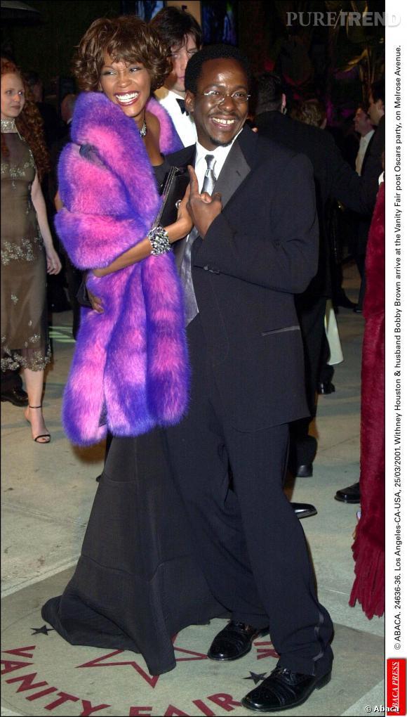 Whitney Houston et sa love fur story.