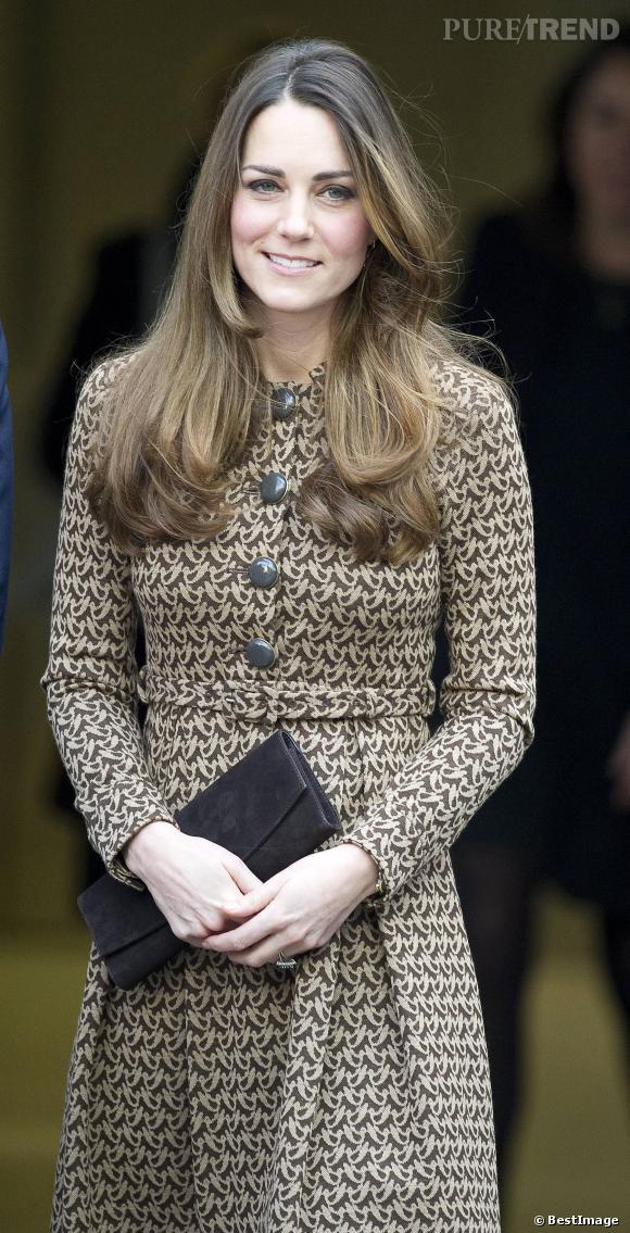 Kate Middleton, grande championne de la requête sur Yahoo France.