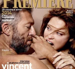Léa Seydoux et Vincent Cassel, un couple au poil pour la Belle et la Bête
