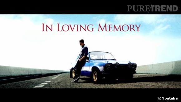 L'acteur Paul Walker est décédé des suites de lésions traumatiques et thermiques.