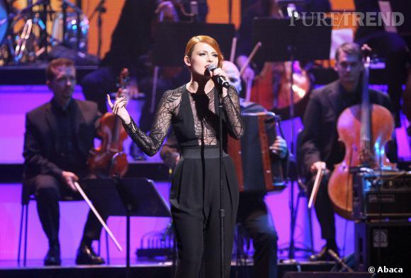 Elodie Frégé nouvelle coach invitée de The Voice 3.
