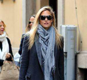 Bar Refaeli sort avec son plus beau boyfriend à Milan... A shopper !