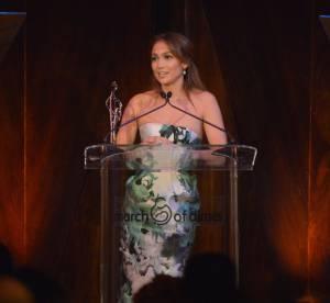 Jennifer Lopez, récompensée du Grace Kelly Awards : un modèle pour les femmes