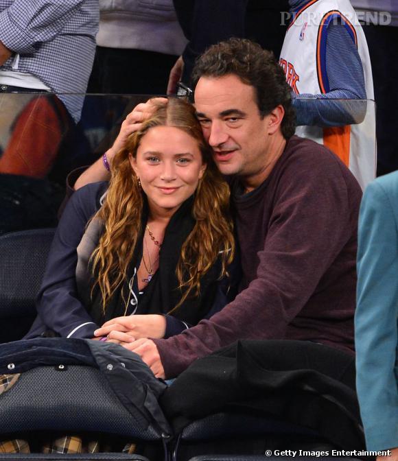 Mary Kate Olsen et Olivier Sarkozy, mariés dans l'année ?