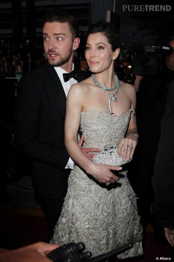 Justin Timberlake et son épouse Jessica Biel. Un couple prêt à devenir parents ?
