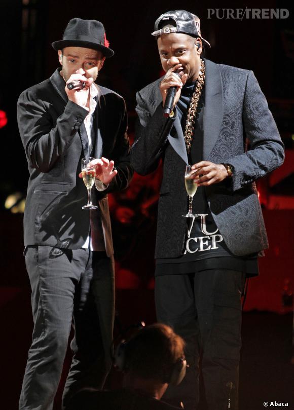 Justin Timberlake a peur de ne pas être un papa cool, mais quand on est pote avec Jay Z, on est forcément un papa cool.