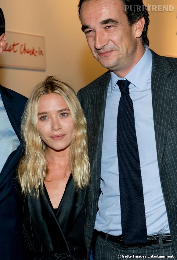 Mary Kate Olsen et Olivier Sarkozy sont ensemble depuis 2012.
