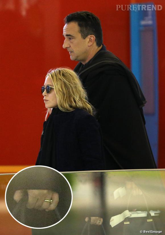 Mary-Kate Olsen et Olivier Sarkozy, bientôt le mariage ? Certain pensent que ca sera le bébé avant.