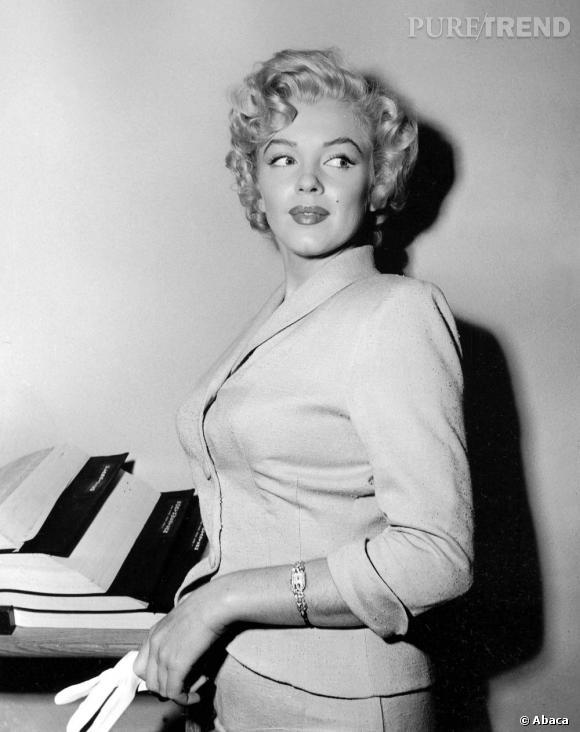 Marilyn Monroe, une pin-up dont on parle encore et toujours.