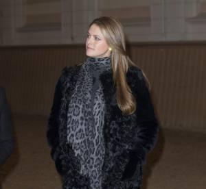 Princesse Madeleine : enceinte et bien lookée, même par -10... A copier !