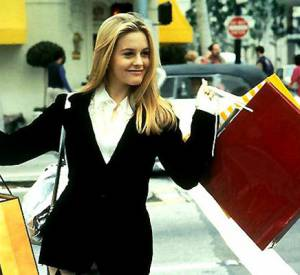 """""""Clueless"""" et ses sessions shopping, culte."""