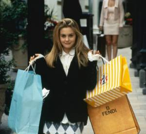 """""""Clueless"""" c'est la jeunesse dorée de Beverly Hills."""