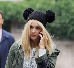 Fearne Cotton fait attention à ne pas tomber dans la routine avec son bonnet Mickey.