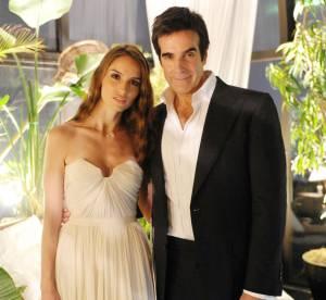 David Copperfield, fiancé à un mannequin français de 28 ans