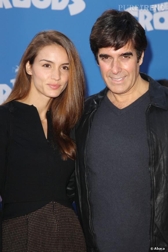 Chloé Gosselin et David Copperfield sont déjà parents d'une petite Sky.