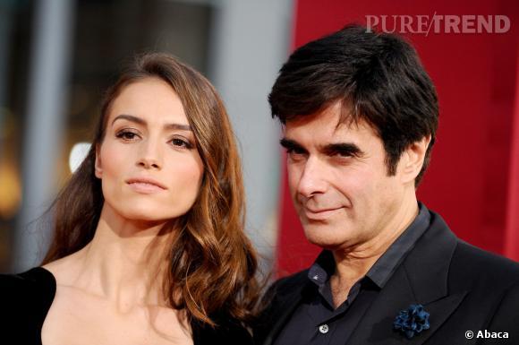 Chloé Gosselin et David Copperfield, malgré leurs 29 ans d'écart, ils s'apprêtent à se marier.