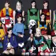 Campagne Prada Printemps/Été 2014.