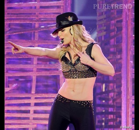 "Britney Spears, ses abdos sont ""vrais""."