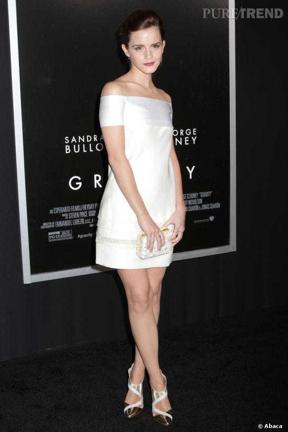 La belle Emma Watson n'est déjà plus un coeur à prendre.