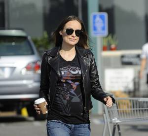 Olivia Wilde enceinte : un baby bump version rock'n'roll