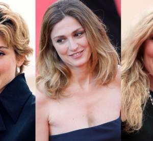 Julie Gayet : 20 coiffures pour 20 ans de carrière