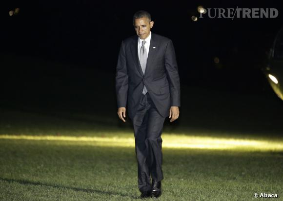 Barack Obama est grand fort et porte des costumes justement ajustés.  sc 1 st  Puretrend : president obama costume - Germanpascual.Com