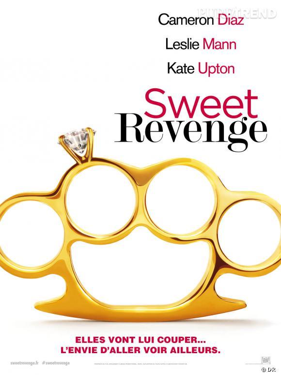 """""""Sweet Revenge"""" : l'affiche officielle."""