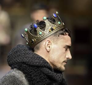 La couronne pour hommes, le trip royal de Dolce & Gabbana
