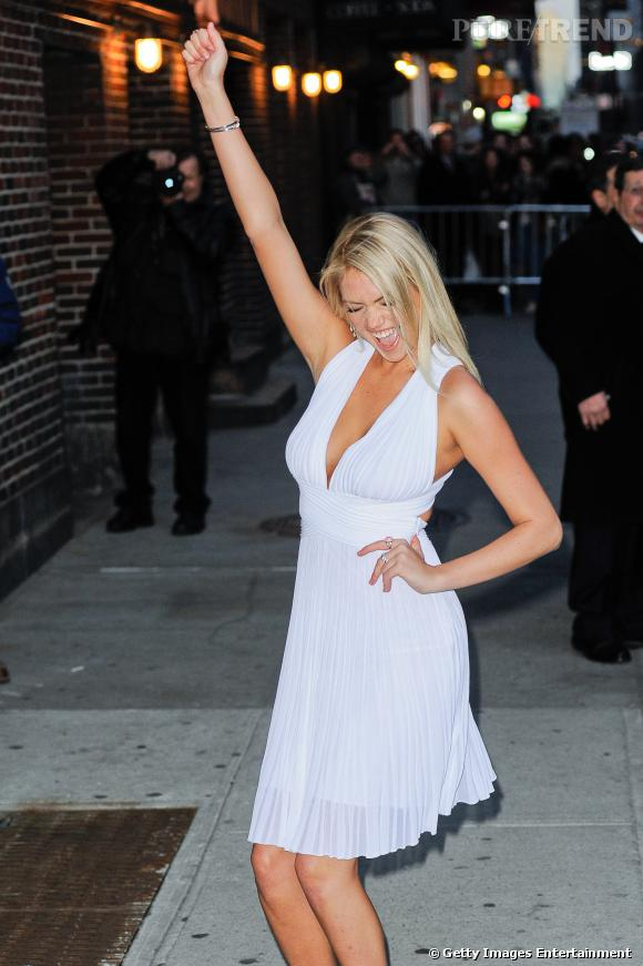 Kate Upton, une Marylin Monroe en puissance.