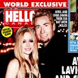 Avril Lavigne et Chad Kroeger ont dévoilé les photos de leur mariage et de la robe noire de la chanteuse dans le magazine Hello!Canada.