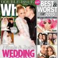 Nicole Richie sort le grand jeu pour son mariage avec Joel Madden avec une robe Marchesa.