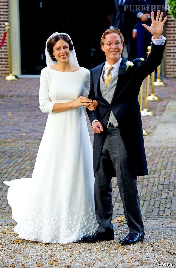 Le prince Jaime de Bourbon de Parme a épousé Viktória Cservenyák le 3 octobre 2013.