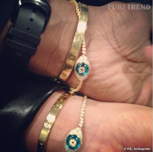 Kris Jenner les collectionne également.