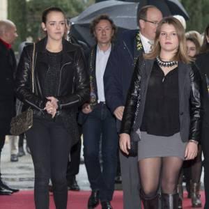 Pauline Ducruet et Camille Gottlieb, ambiance bikeur pour les filles de Stéphanie de Monaco.