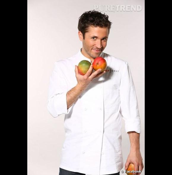 Julien Duboué, candidat de la 5e saison de Top Chef.