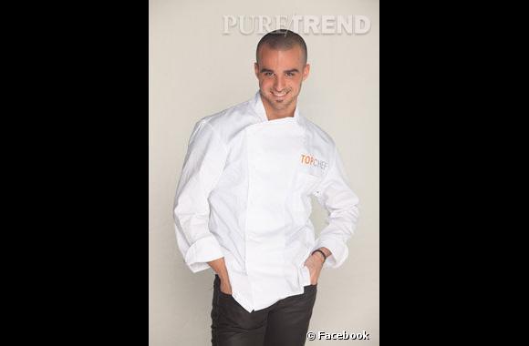 Benjamin Kalifa, découvert dans la première saison de Top Chef.