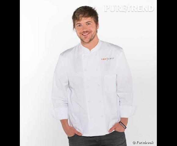 Florent Ladeyn, arrivé 2e de Top Chef 2013.